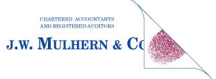 J W Mulhern & Co Chartered Accountants & Registered Auditors logo